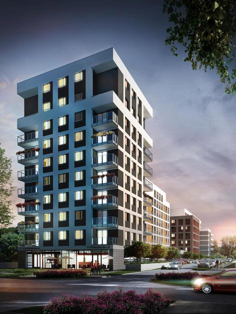 Warsaw -   New Apartments Wola - Stacja Kazimierz: Gallery - Visualisations - Phase Three - stacja-kazimierz-3-etap-1.jpg