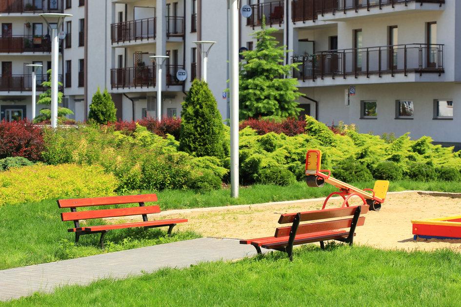 Łódź -   City Park - new apartments for sale in Łódź: Gallery - Development