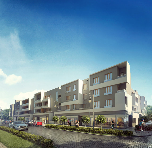 Warsaw -   Apartments Wilanów - new apartments for sale: Gallery - Visualisations