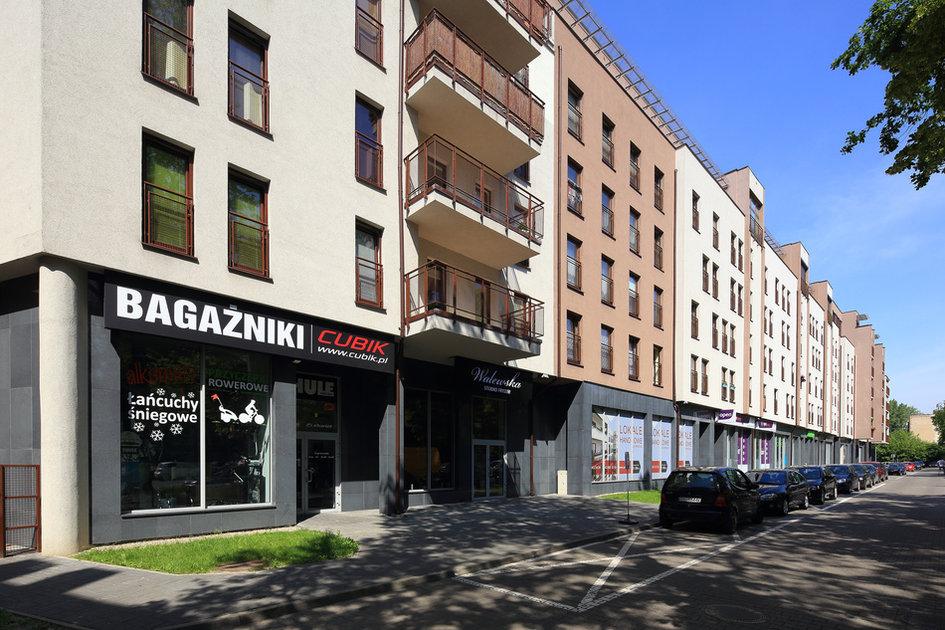 Łódź -   City Park - nowe mieszkania na sprzedaż w Łodzi: Galeria - Osiedle