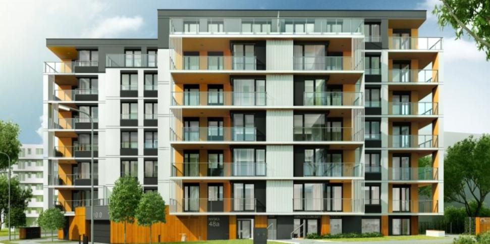 Fadesa Polnord Polska Has Started Selling Flats In Innova