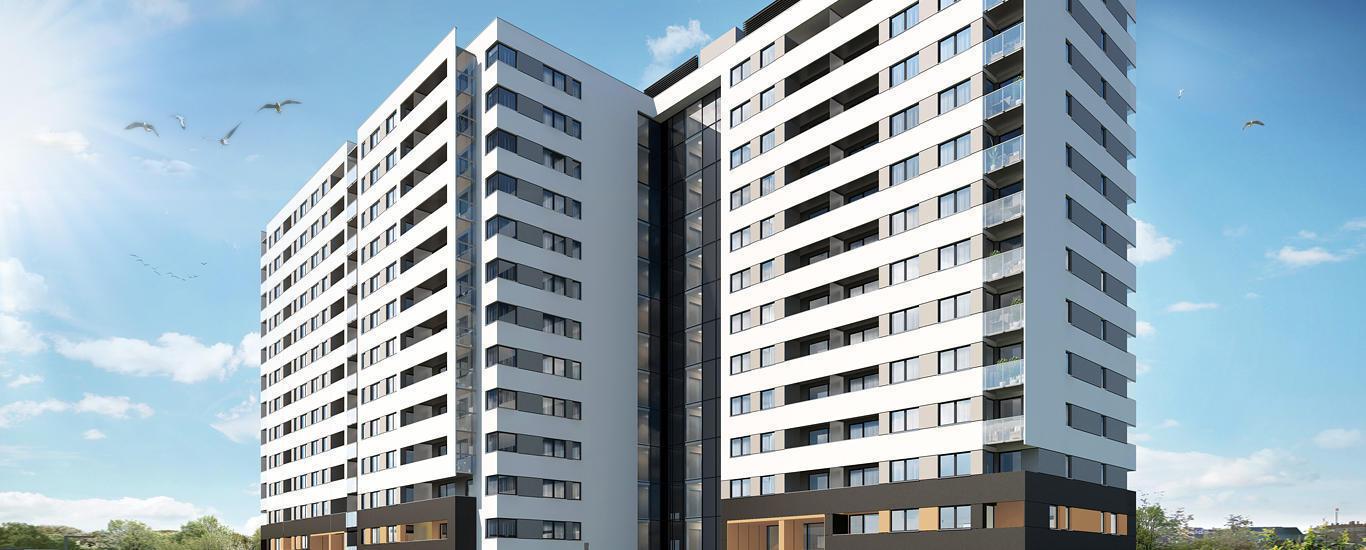 W superbly Studio Morena - Nowe mieszkania od dewelopera - Polnord IX75