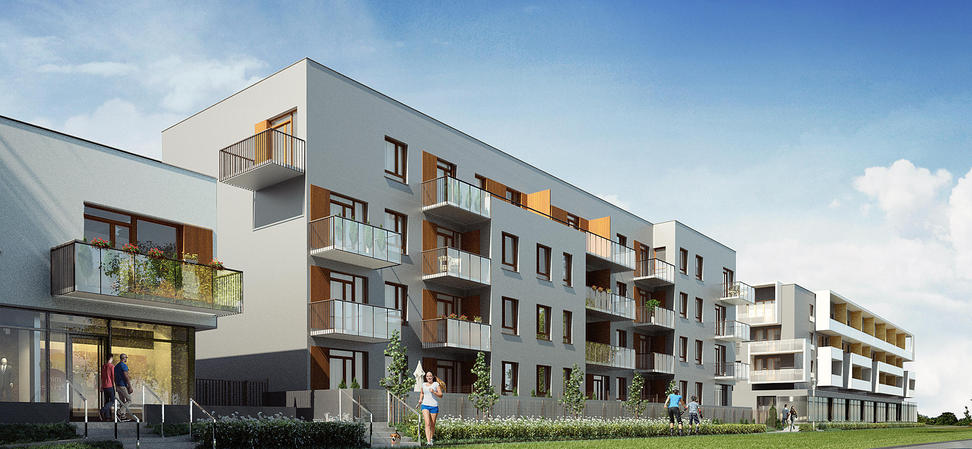 Apartments Wilanów - new apartments for sale